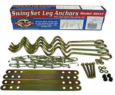 flexible Flyer Swing Set Anchors Amazon