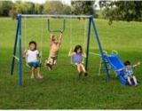 Flexible Flyer Swing Set featured image