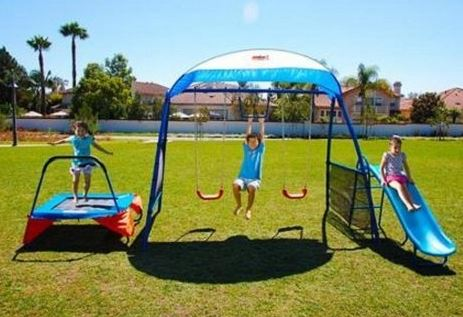 Ironkids Swing sets featured image