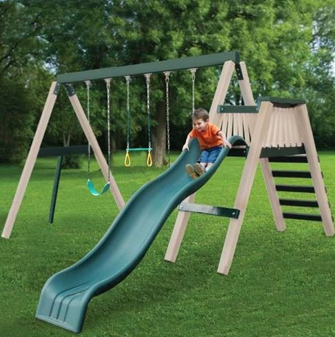 Kidwise Swing Sets featured image