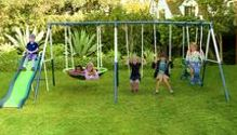 Sportspower Swing sets featured image