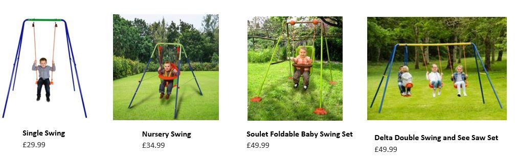 Cheap swings UK, Smyths UK