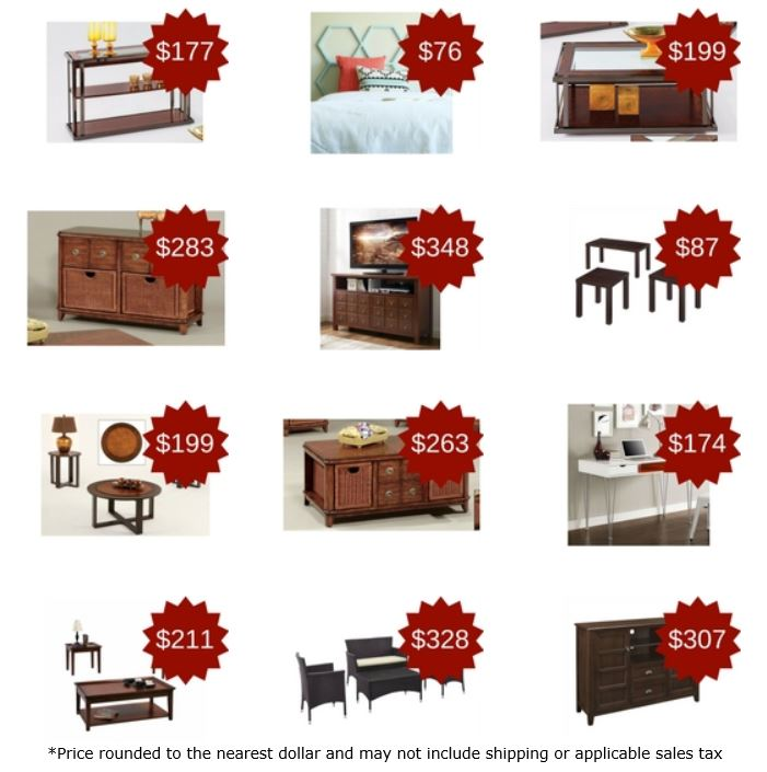 Featured deals from Totally Furniture 2