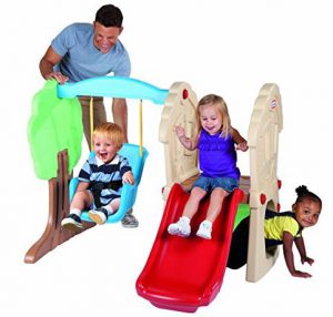 Little Tikes Hide and Seek Climber main image