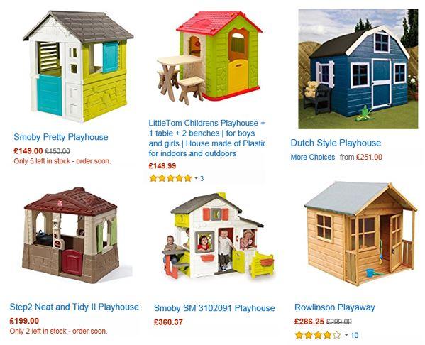 Playhouses from Amazon UK 3