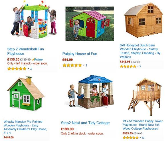 Playhouses from Amazon UK 4