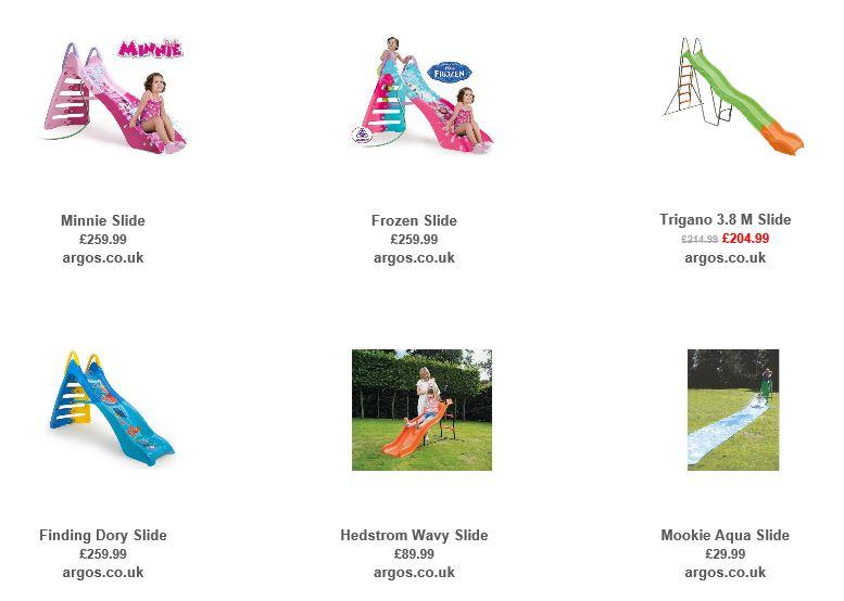 Slides from Argos 1