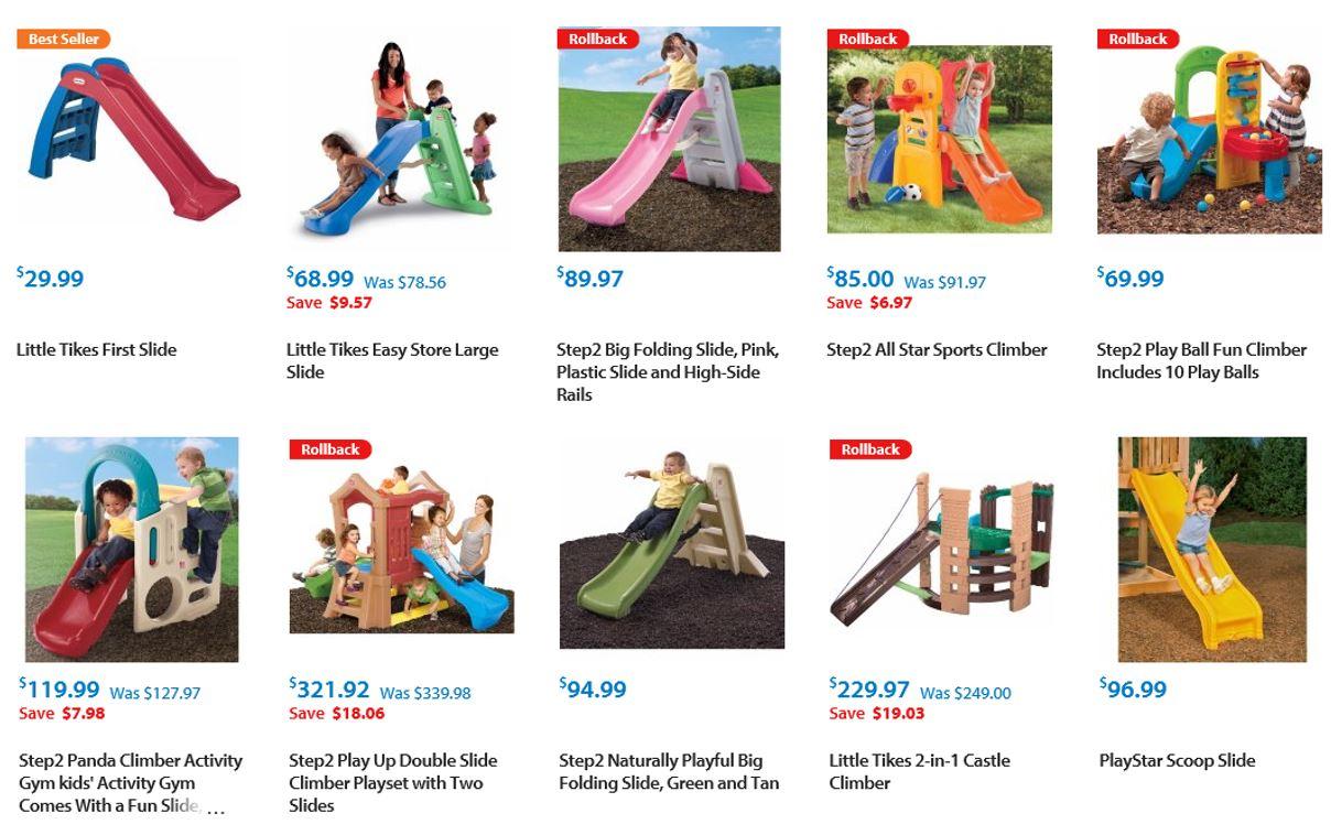 Slides from Walmart 1