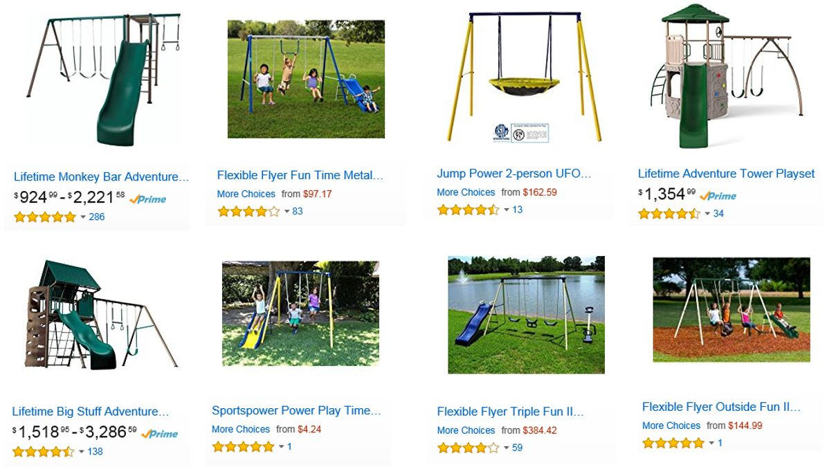 top rated swing sets u2013 superb images to choose from across 3