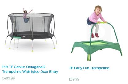 Trampolines from TP Toys UK 3