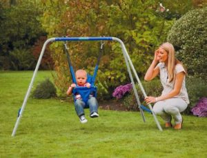 Chad Valley 2 in 1 Swing Argos UK