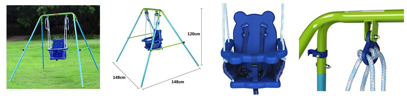 HLC Swing UK, additional detail images