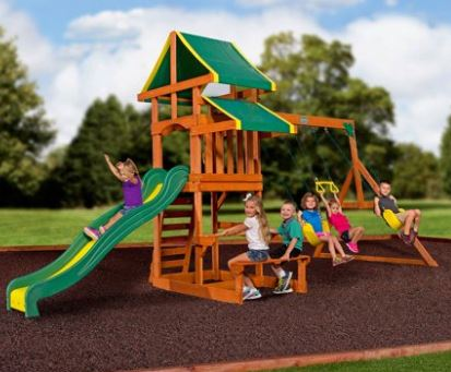 Backyard Discovery Swing Set Reviews 2020- Worth the Money ...