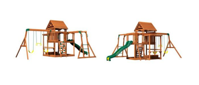 Backyard Discovery Monticello Swing Set Review Researched In