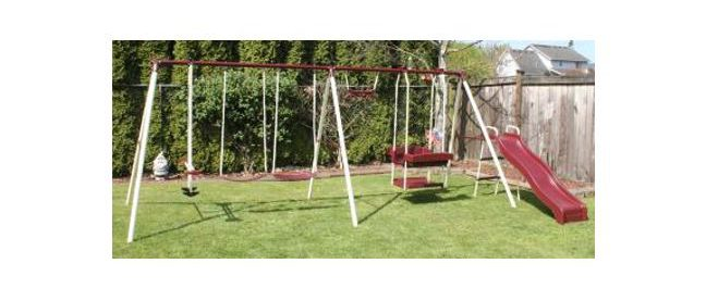 Flexible Flyer Play Park Swing Set Review Personal Feedback