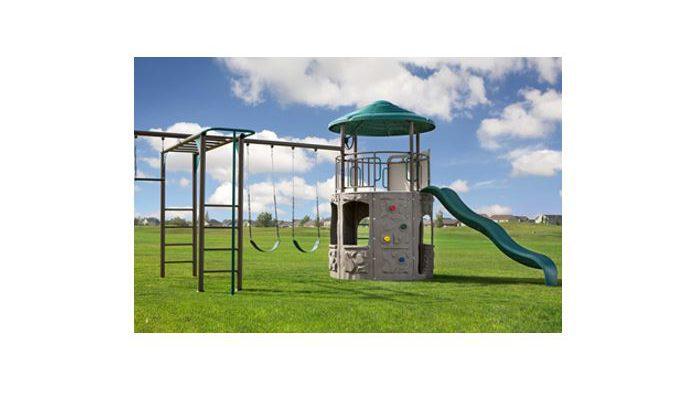 Lifetime Adventure Tower Swing Set Model 90630 Full Review Faq