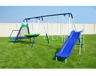 Sportspower Mountain View Swing Set Full Review Swing Set Specialist